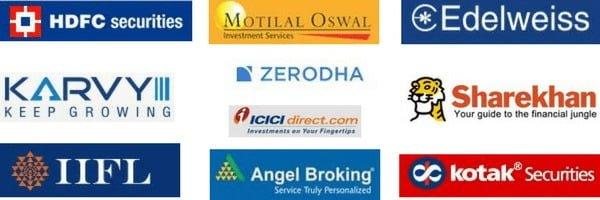 Top 10 stock broker in India 2017