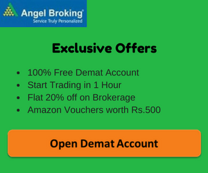 Angel Broking Offers - Open demat account with Angel Broking & get exclusive offers