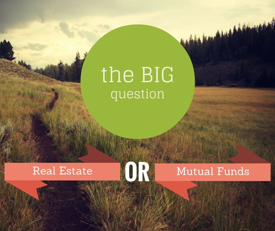 Mutual Fund vs Real Estate Investment