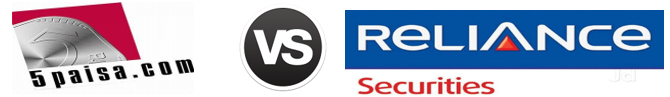 5Paisa vs Reliance Securities