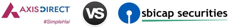 Axis Direct vs SBI Cap Securities
