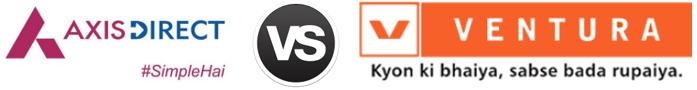 Axis Direct vs Ventura Securities