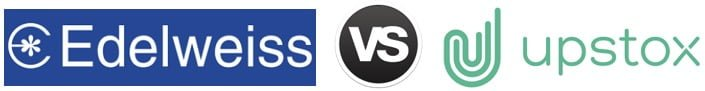 Edelweiss vs Upstox