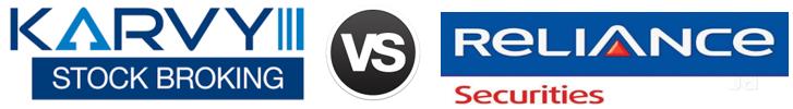 Karvy vs Reliance Securities
