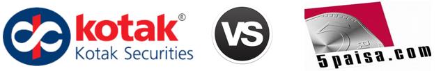 Kotak Securities vs 5Paisa