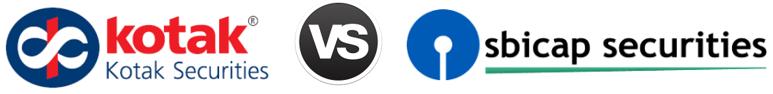 Kotak Securities vs SBI Cap Securities