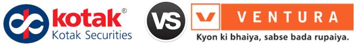 Kotak Securities vs Ventura Securities
