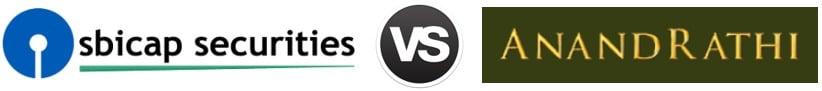 SBI Cap Securities vs Anand Rathi