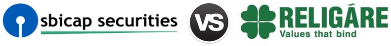SBI Cap Securities vs Religare Securities