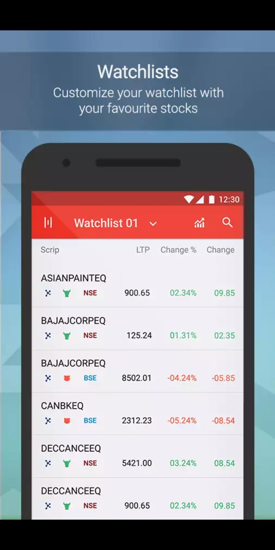 Kotak Stock Trader App