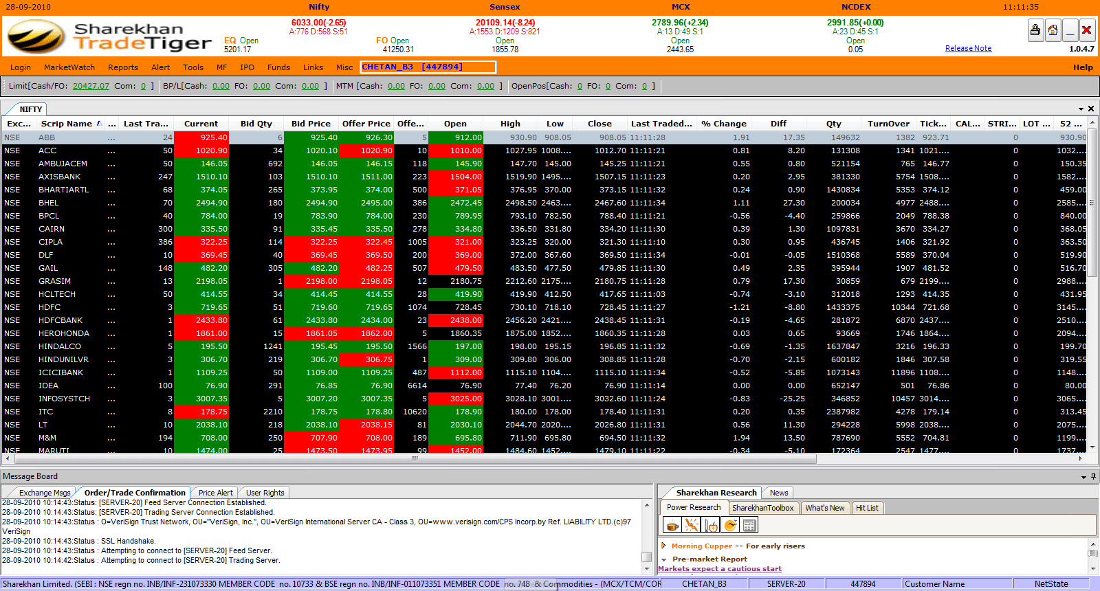 algo trading software india free download