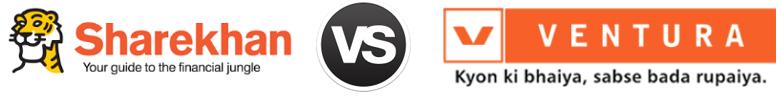Sharekhan vs Ventura Securities
