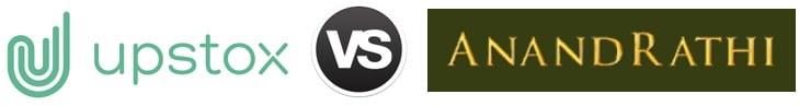 Upstox vs Anand Rathi