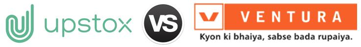 Upstox vs Ventura Securities
