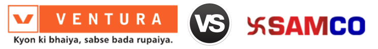 Ventura Securities vs SAMCO