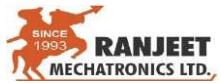 Ranjeet Mechatronics IPO