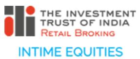 Intime Equities Brokerage Calculator