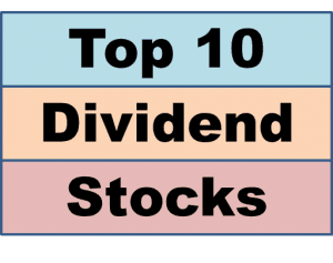 top 10 dividend stocks in india