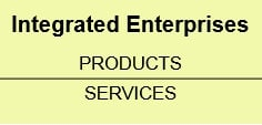 Integrated Enterprises Products & Services