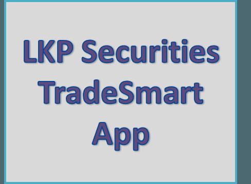 LKP Securities Mobile App