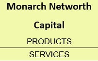 Monarch Networth Capital Products & Services