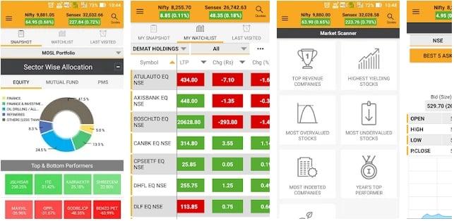 Motilal Oswal MO Investor App