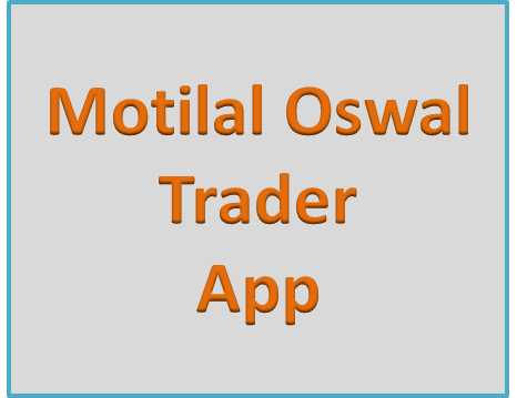 Motilal Oswal MO Trader App - Review, Features, Set up
