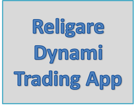 Religare Dynami Trading App