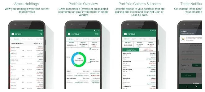 Religare Trading App