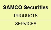 Samco Securities Services & Products