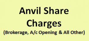 Anvil Share & Stock Charges