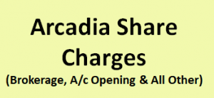 Arcadia Share Charges