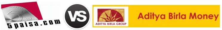 5Paisa vs Aditya Birla Money