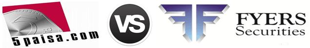 5Paisa vs Fyers
