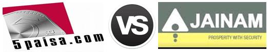 5Paisa vs Jainam Share Consultants