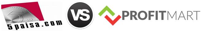 5Paisa vs Profitmart Securities