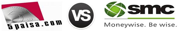 5Paisa vs SMC Global
