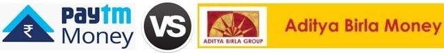 Aditya Birla Money vs Paytm Money