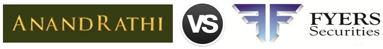 Anand Rathi vs Fyers