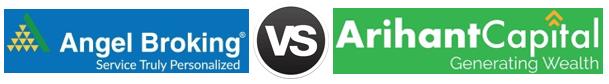 Angel Broking vs Arihant Capital