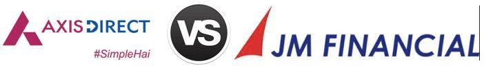 Axis Direct vs JM Financial