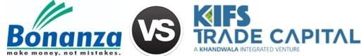 Bonanza Portfolio vs Kifs Trade