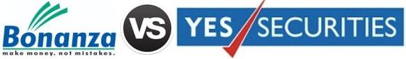 Bonanza Portfolio vs Yes Securities