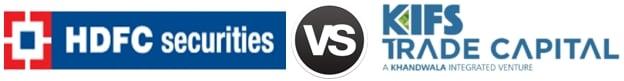 HDFC Securities vs Kifs Trade
