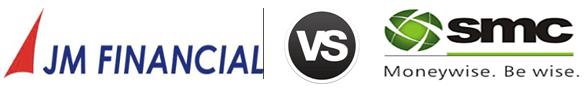 JM Financial vs SMC Global