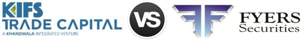 Kifs Trade vs Fyers