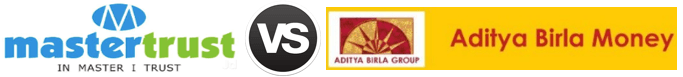 Mastertrust vs Aditya Birla Money