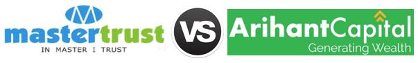 Mastertrust vs Arihant Capital