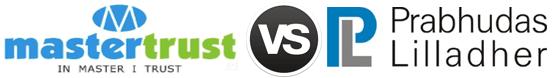 Mastertrust vs Prabhudas Lilladher