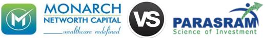Monarch Networth Capital vs Shri Parasram Holdings